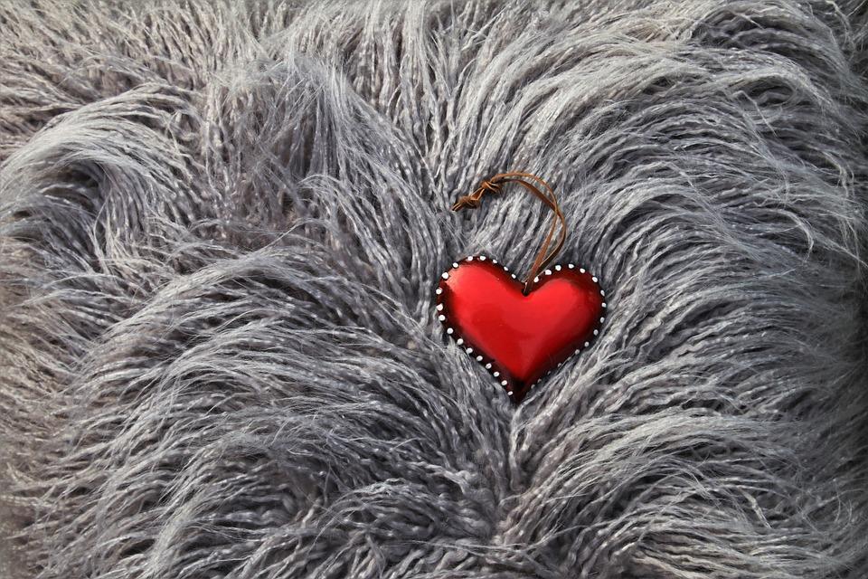 Heart, Pillow, Love, Romantic, The Sensitivity Of The