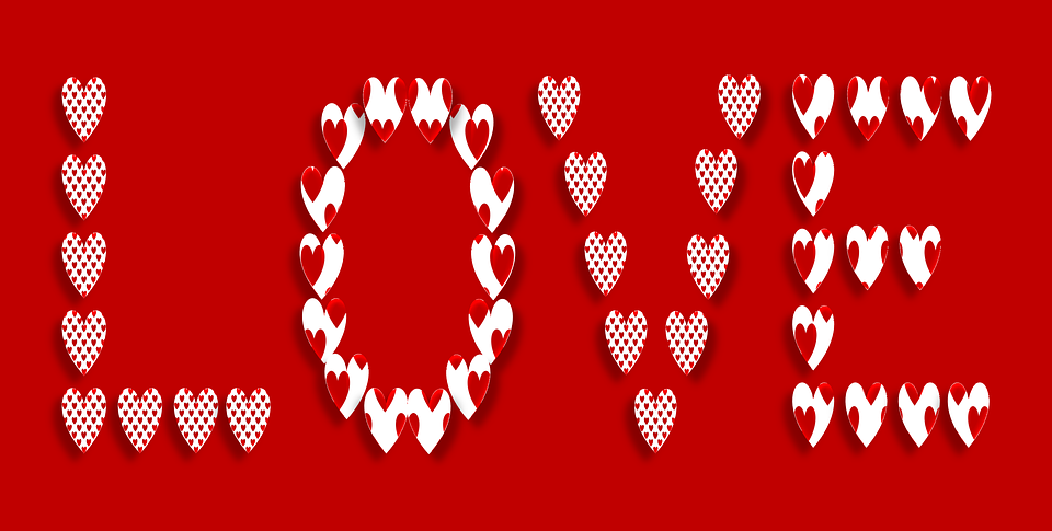Valentine, Love, Heart, Red, Letter, Day, Romantic