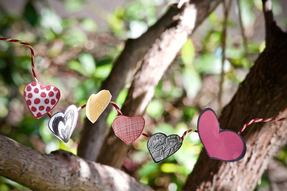 Love, Hearts, Feeling, Romance, Valentine's Day