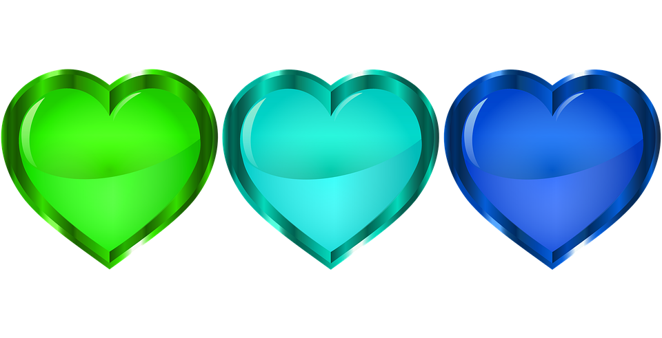 Heart, Love, Valentine, Romantic, Romance, Couple, Sky