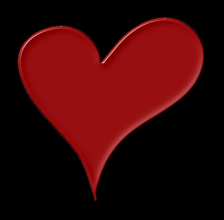 Heart, Love, Valentine, Red, Romance, Romantic