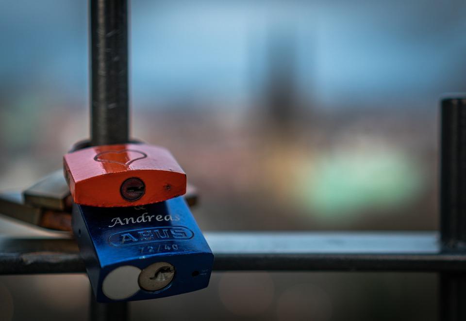 Bielefeld, Castle, Bokeh, Romantic, Grid, Heart, Love