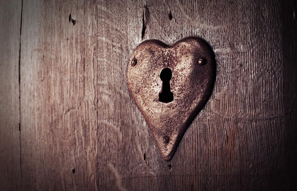 Heart, Castle, Love, Symbol, Romantic, Brown, Dark