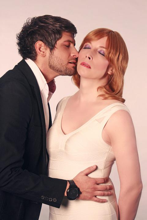 Free Photo Love Romantic Valentine S Day Lovers Tender Max Pixel
