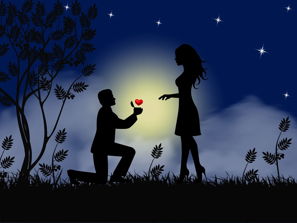 Love, Romantic, Relationship, Together, Couple