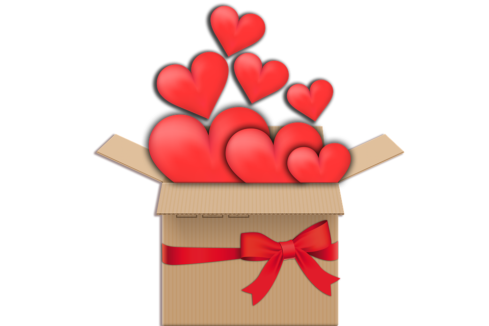 Hearts, Decoration, Heart, Love, Valentine, Png Image