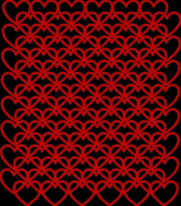 Valentine's Day, Love, Hearts, Valentine, Holiday, Red