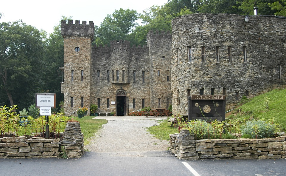 Loveland Castle, American Castle, Ohio Castle