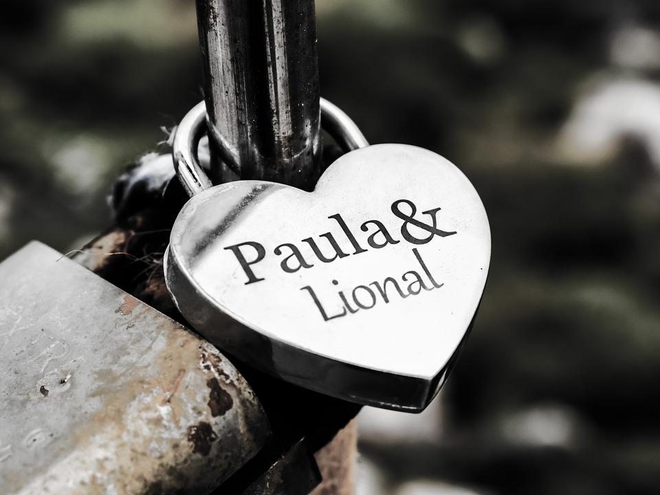 Love, Padlock, Lover's Bridge, Ayia Napa, Heart