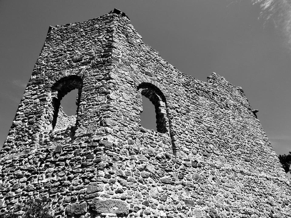 Castle Of Mödling, Burgruine, Castle, Lower Austria