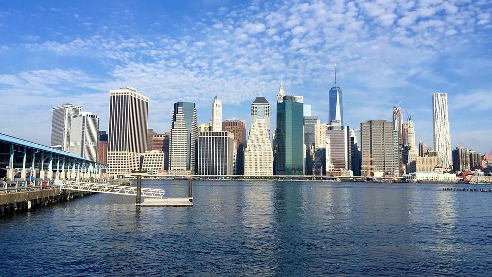 View, Lower, Manhattan