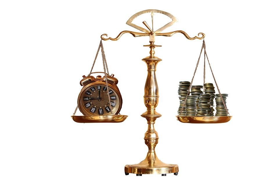 Justice, Scales, Balance, Lawyer, Lower's Fee, Money