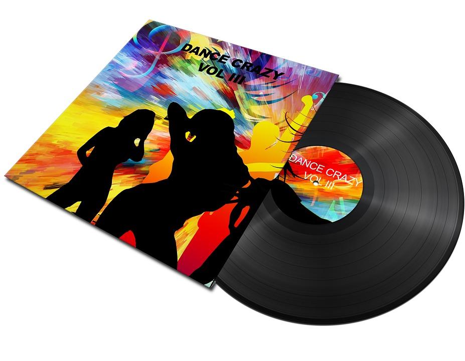 Vinyl, Lp, Record, Music, Retro