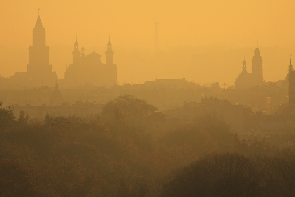 Lublin, Panorama, City, Lubelskie, Poland