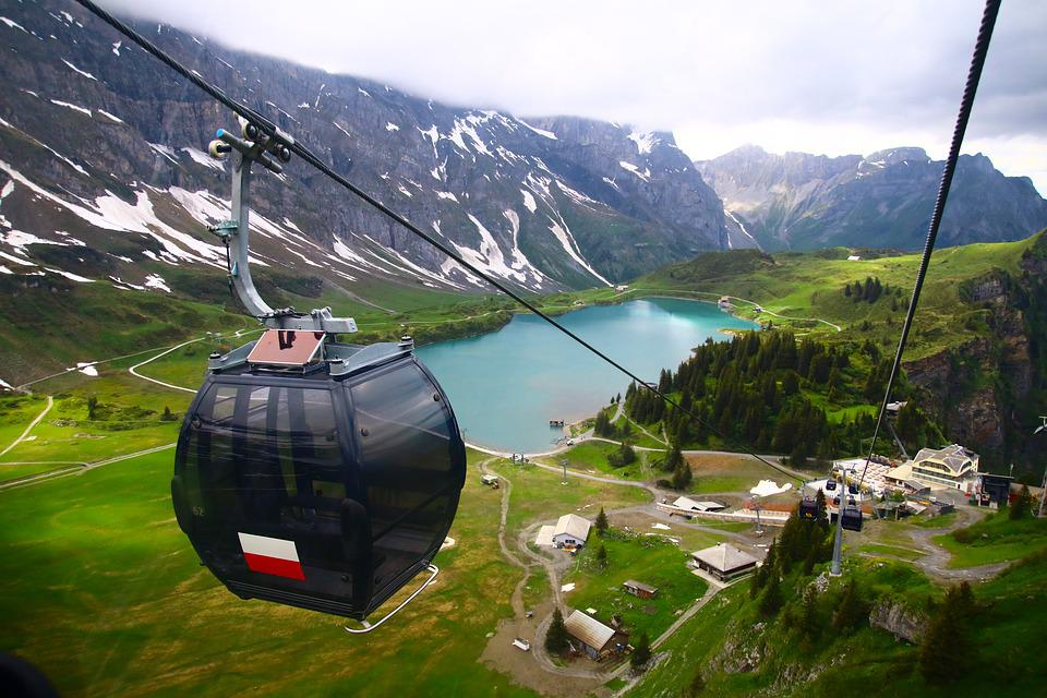 Lucerne Titlis, Titlis Cable Car