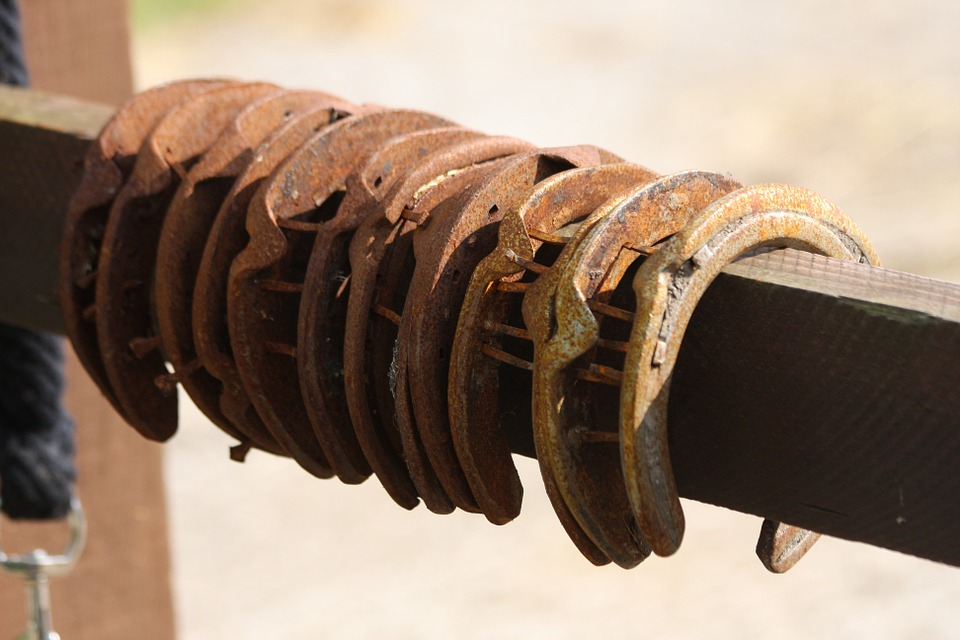 Horseshoes, Horse, Equine, Luck, Metal, Iron, Ranch
