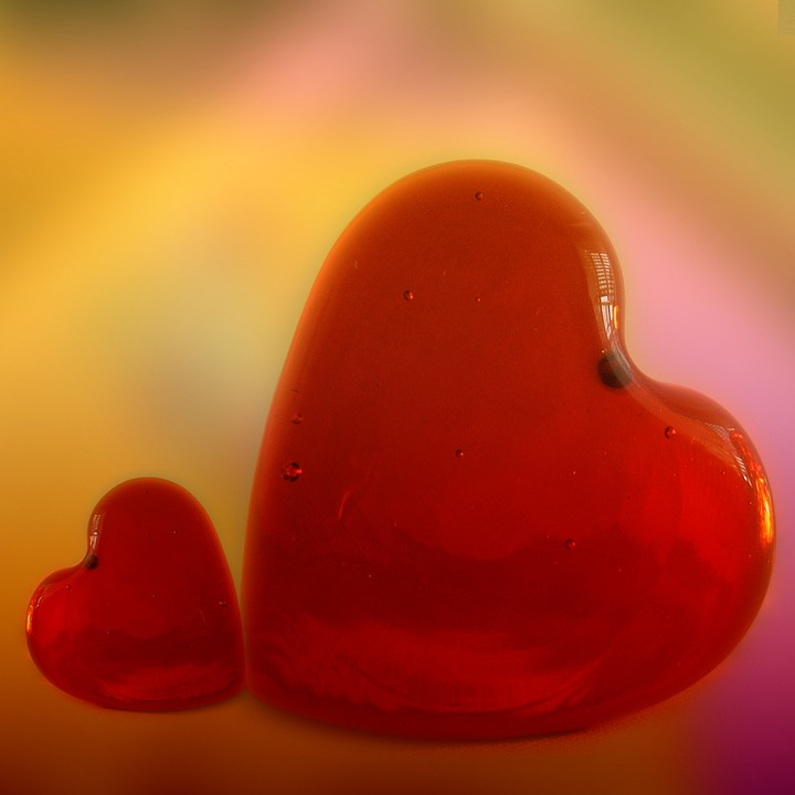 Heart, Love, Luck, Abstract, Relationship, Thank You