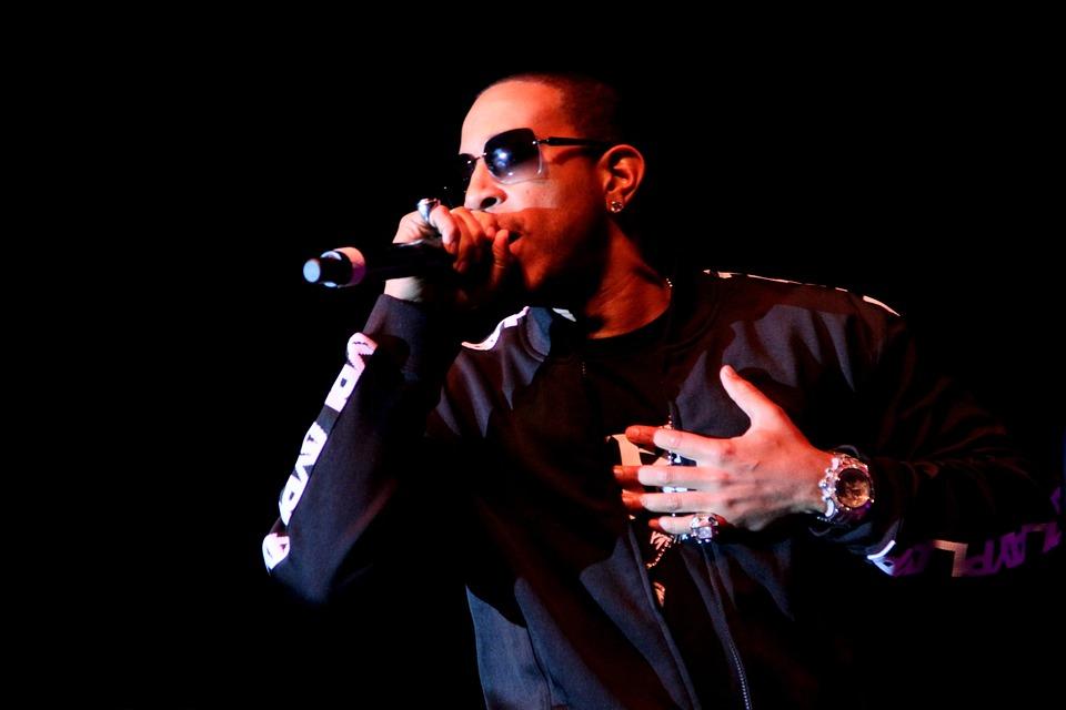 Ludacris, Performer, Performance, Concert, Singing