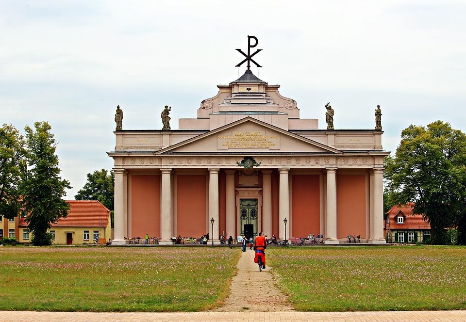Ludwigslust-parchim, Church, Chapel