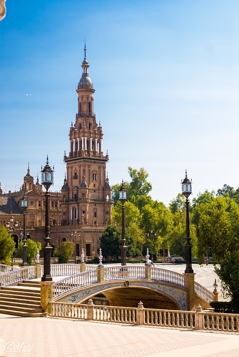 Seville, Luisa, Andalusia