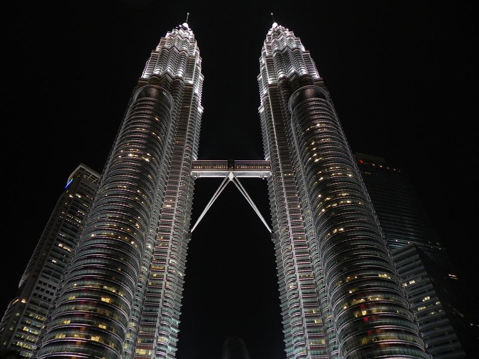 Malaysia, Kuala, Lumpur, City, Petronas, Architecture