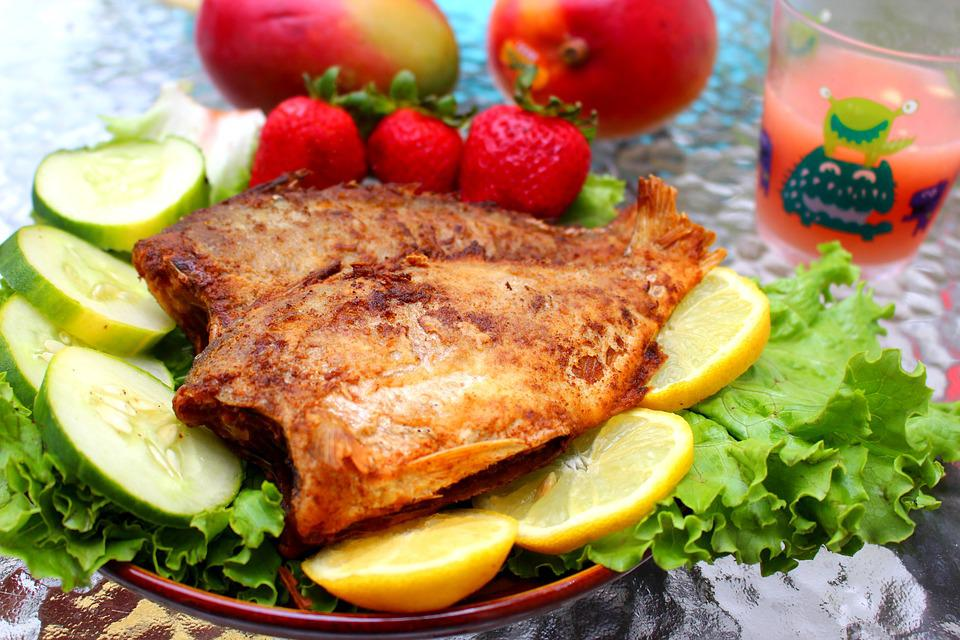 Fish, Food, Recipe, Restaurant, Lunch, Meal, Delicious