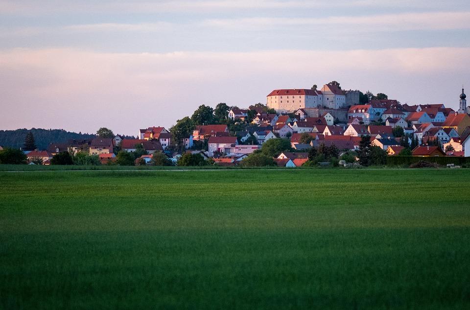 Lupburg, Village, City, Market, Bavaria