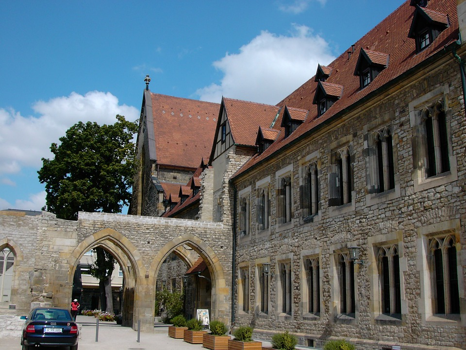 Augustinian Monastery, Luther Place, Erfurt