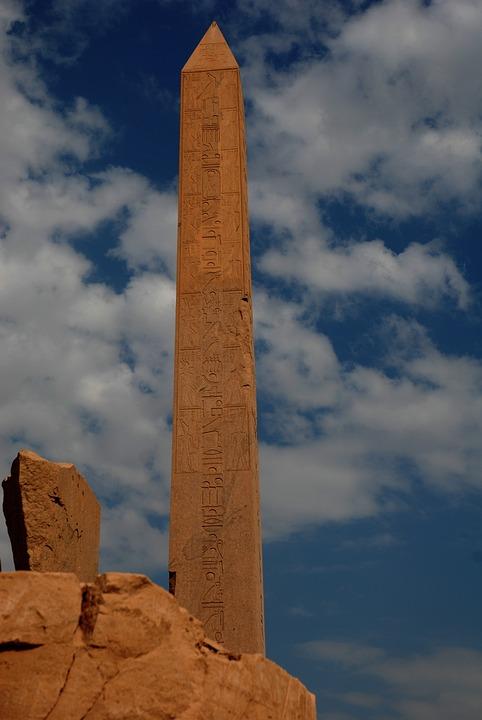 Egypt, Ancient, Archeology, Luxor, Karnak, Temple