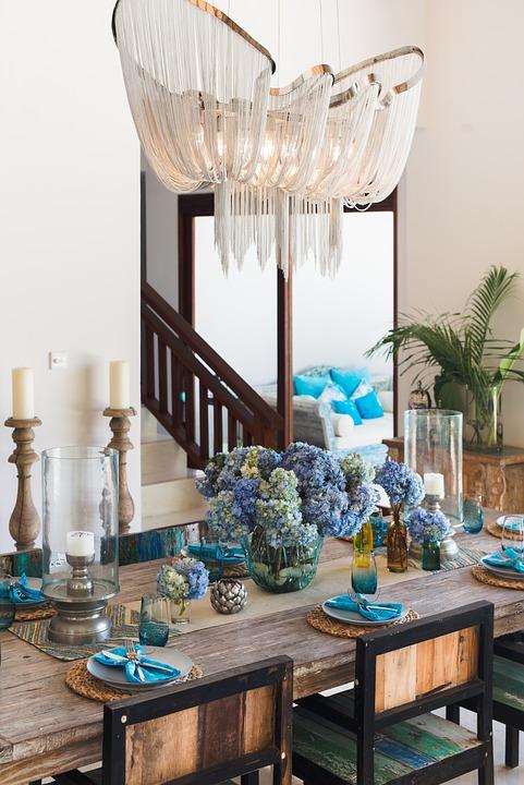 Interior, Villa, Lounge, Luxury, Hotel, Luxurious