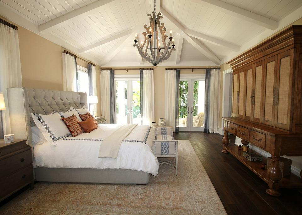 Bedroom, Design, Luxury