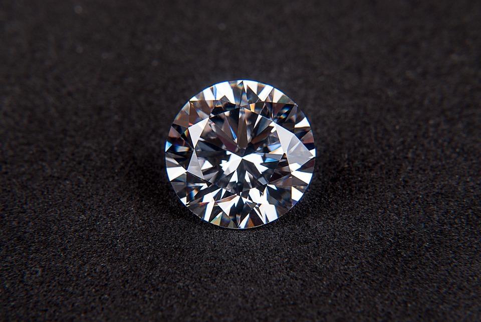 Diamond, Gem, Cubic Zirconia, Jewel, Shiny, Luxury