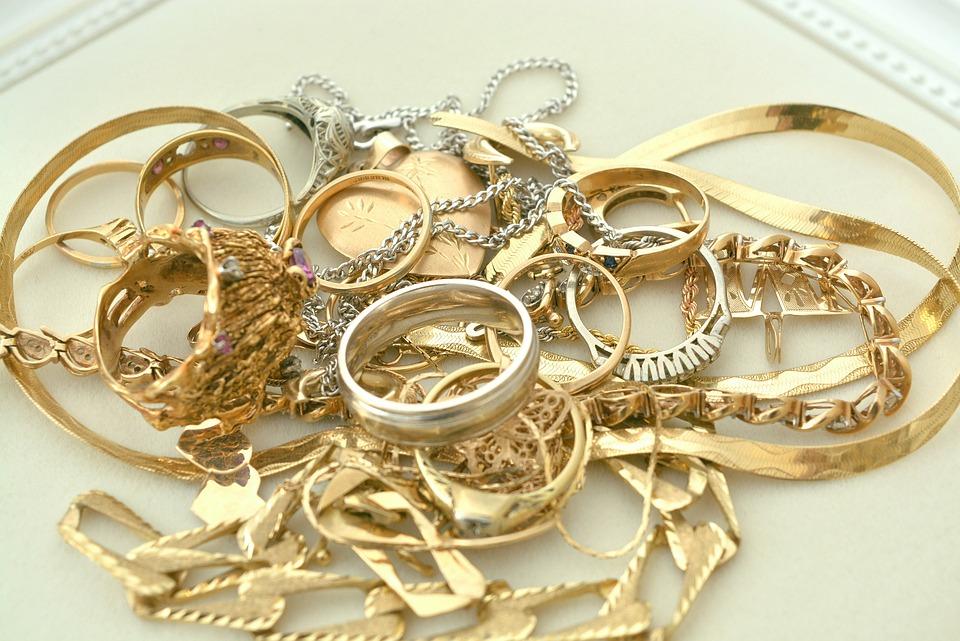 Gold, Jewelry, Jewelry Band, Luxury, Gem, Jewellery
