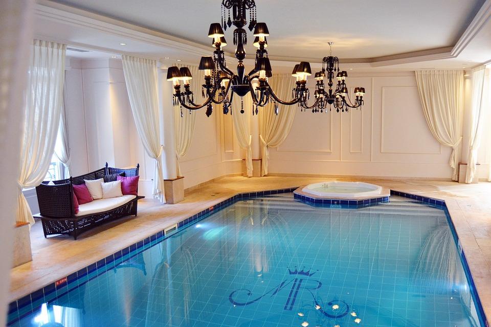 Pool, Swimming Pool, Hotel, Holiday, Travel, Luxury