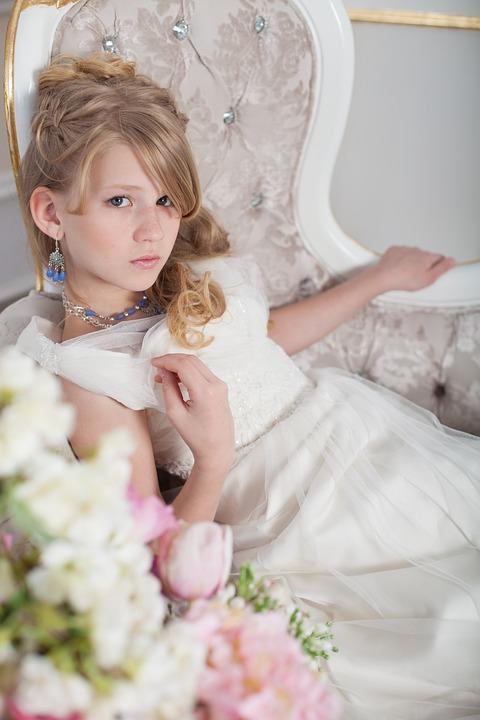 Girl, Luxury, Jewelry, Interior
