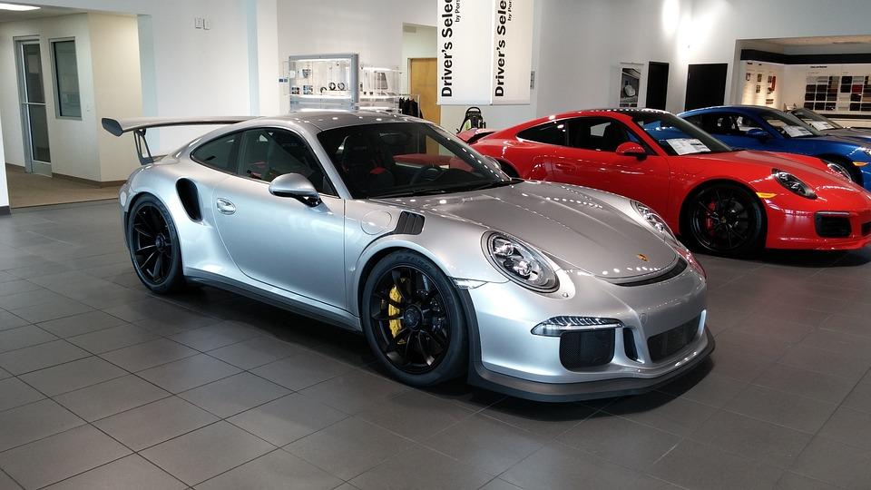 Porsche, Gt3, 911, Supercar, Racecar, Luxury, Showroom