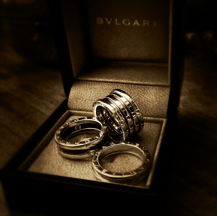 Ring, Luxury, Black And White, Woman, Jewellery, Silver