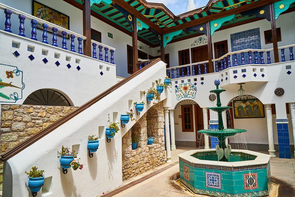 Hotel, Architecture, Room, Building, Tourism, Luxury