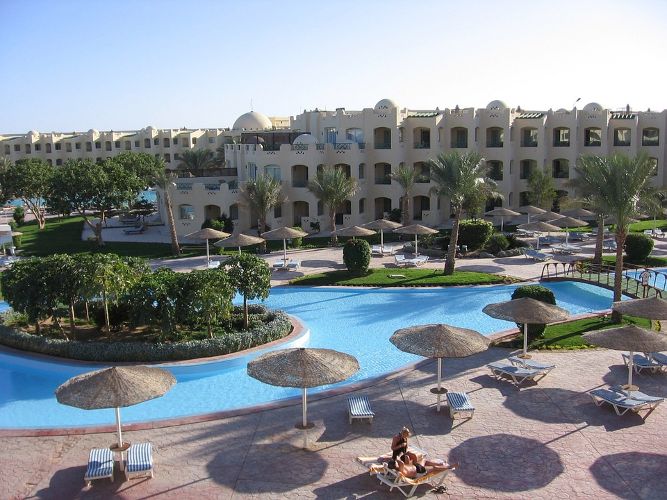 Hotel, Hurghada, Resort, Egypt, Luxury, Vacations