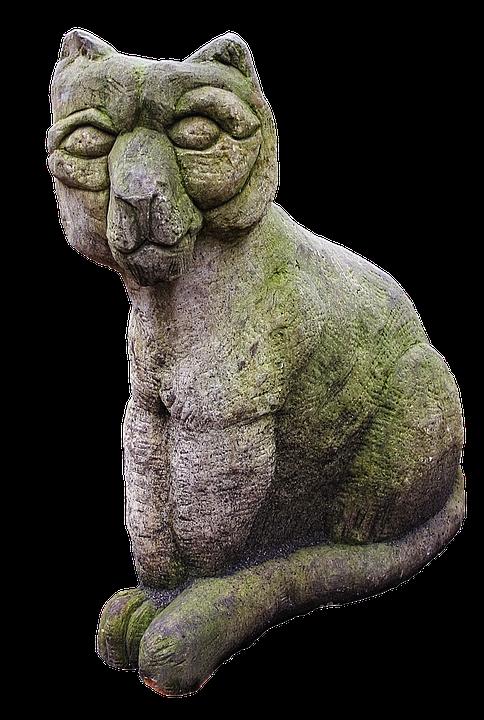 Lynx, Figure, Predator, Ceramic, Animal Figure