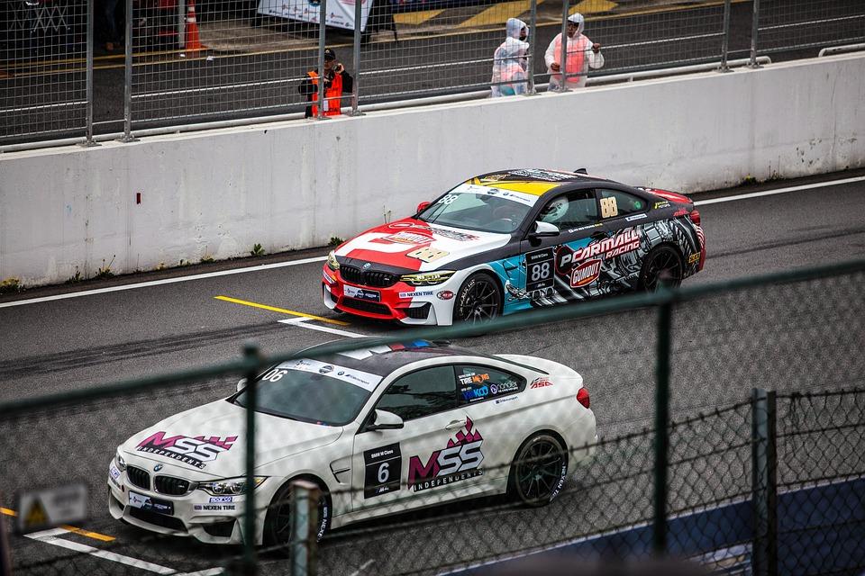 Bmi, M5, Racing