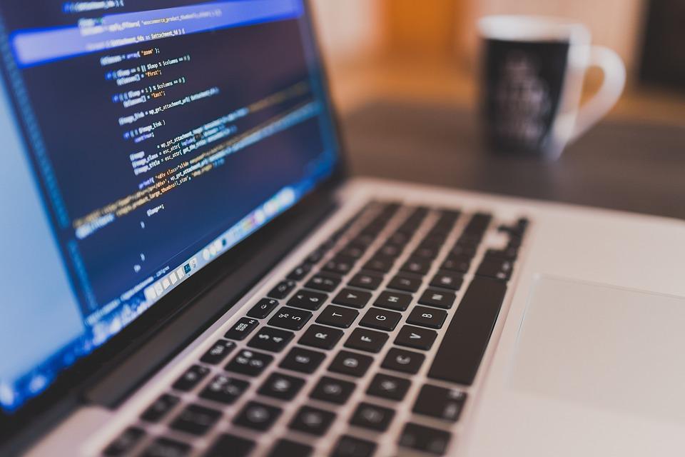 Coding, Programming, Working, Macbook, Laptop