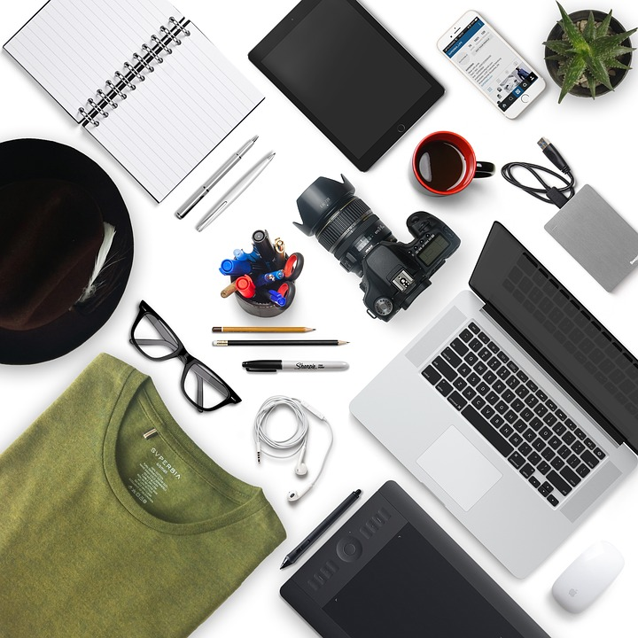 Camera, Iphone, Macbook Pro, Macbook, Mockup, Business