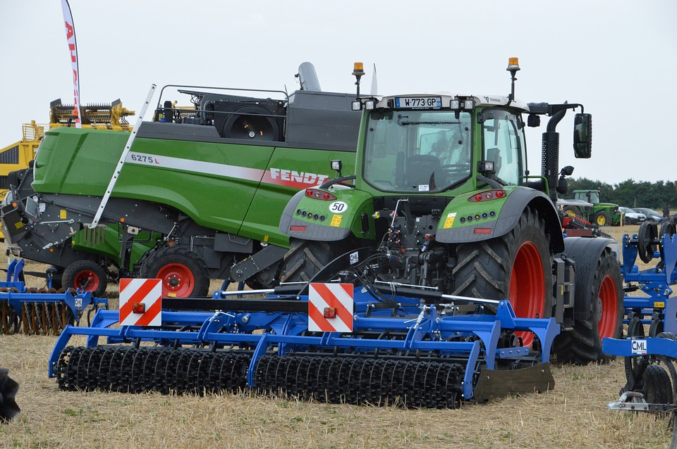Tractor, Agriculture, Vehicle, Machine, Farm, Tug