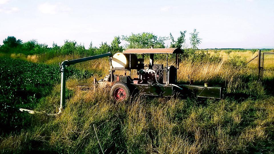 Agriculture, Machine, Water, Agricultural