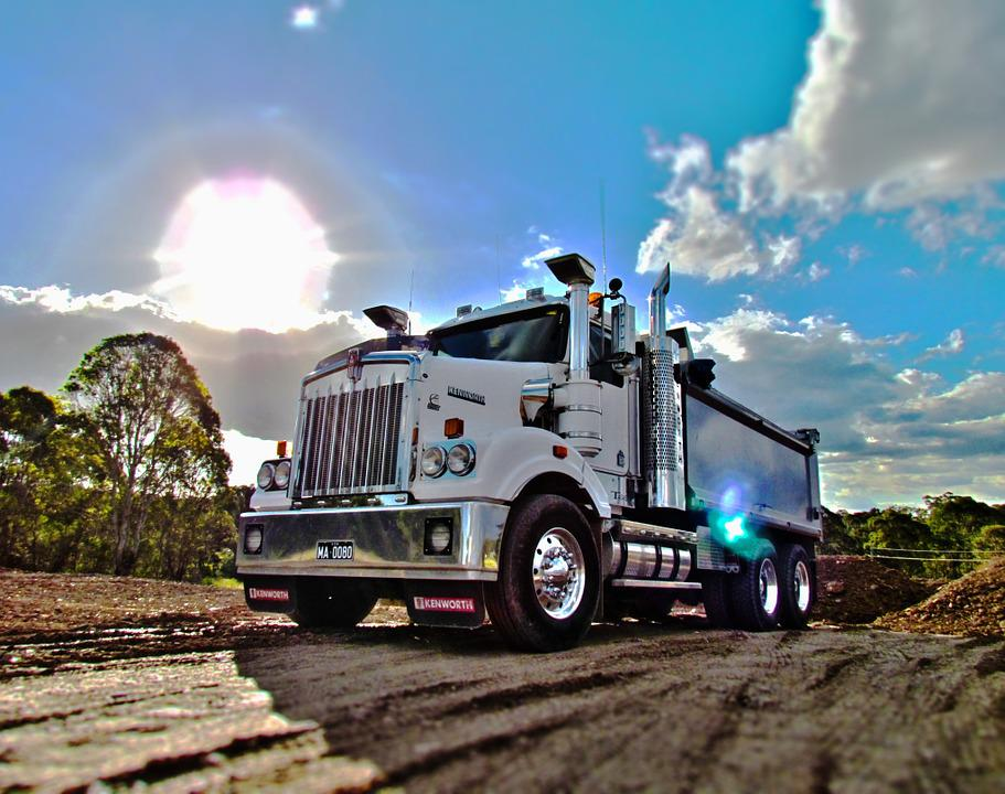 Hdr, Trucks, Tippers, Equipment, Machinery