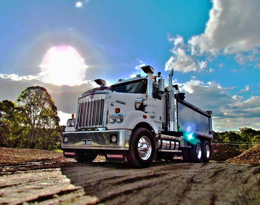 Hdr, Trucks, Tippers, Equipment, Machinery