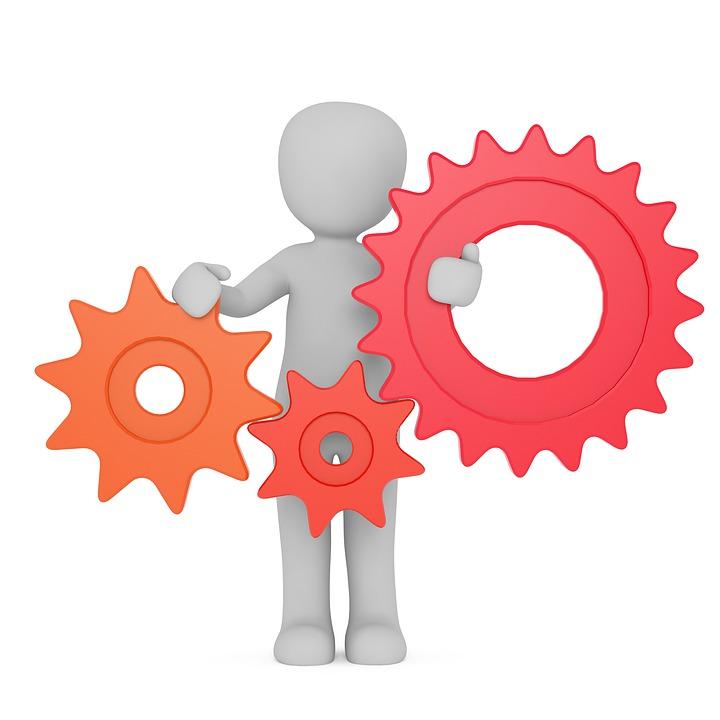 Gear, Teamwork, Motor, Machinery, Cooperation, Work