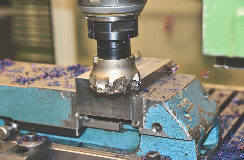Milling Cutters, Tool, Milling, Cnc, Machining
