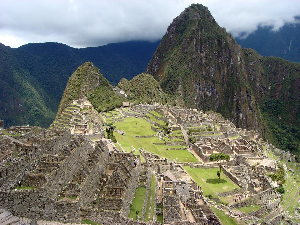 Machu Picchu, Ruins, Old Town, Incas, Peru, Inca
